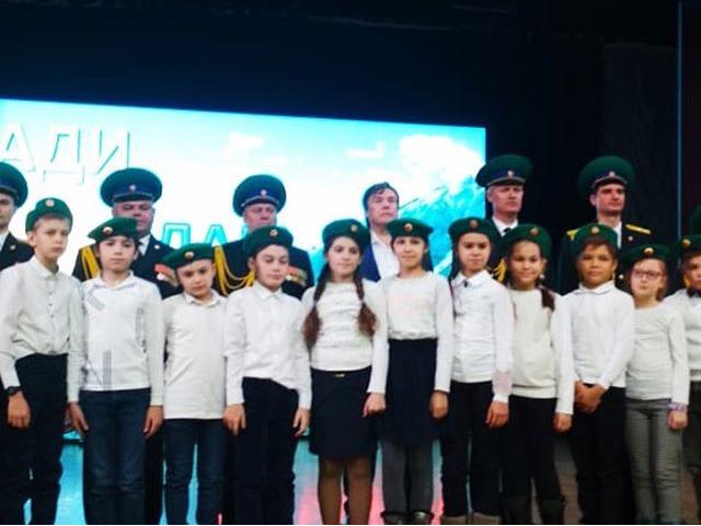 Концертное мероприятие «Ради блага России»