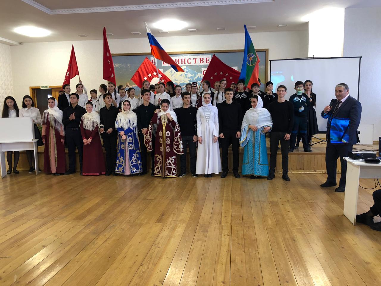 Предметная неделя родного языка и родной литературы в МКОУ «Гимназия № 17»