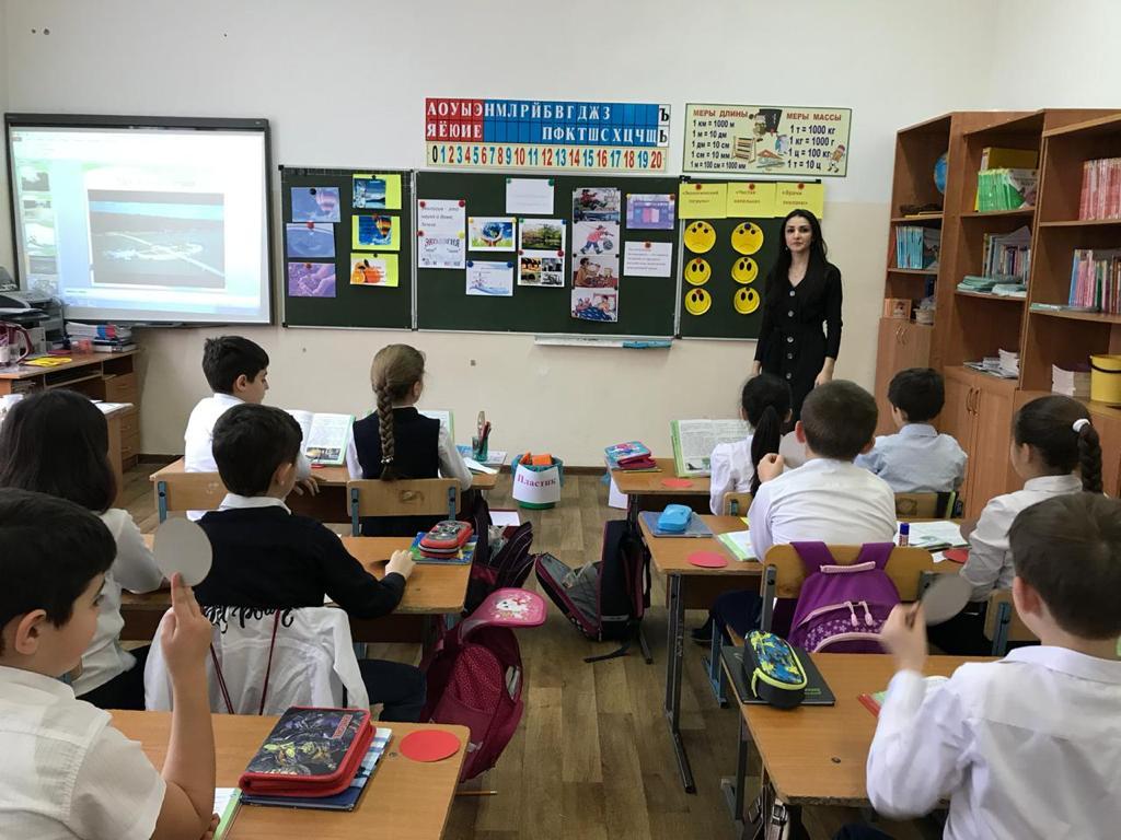 Школьный этап конкурса «Учитель года 2019»