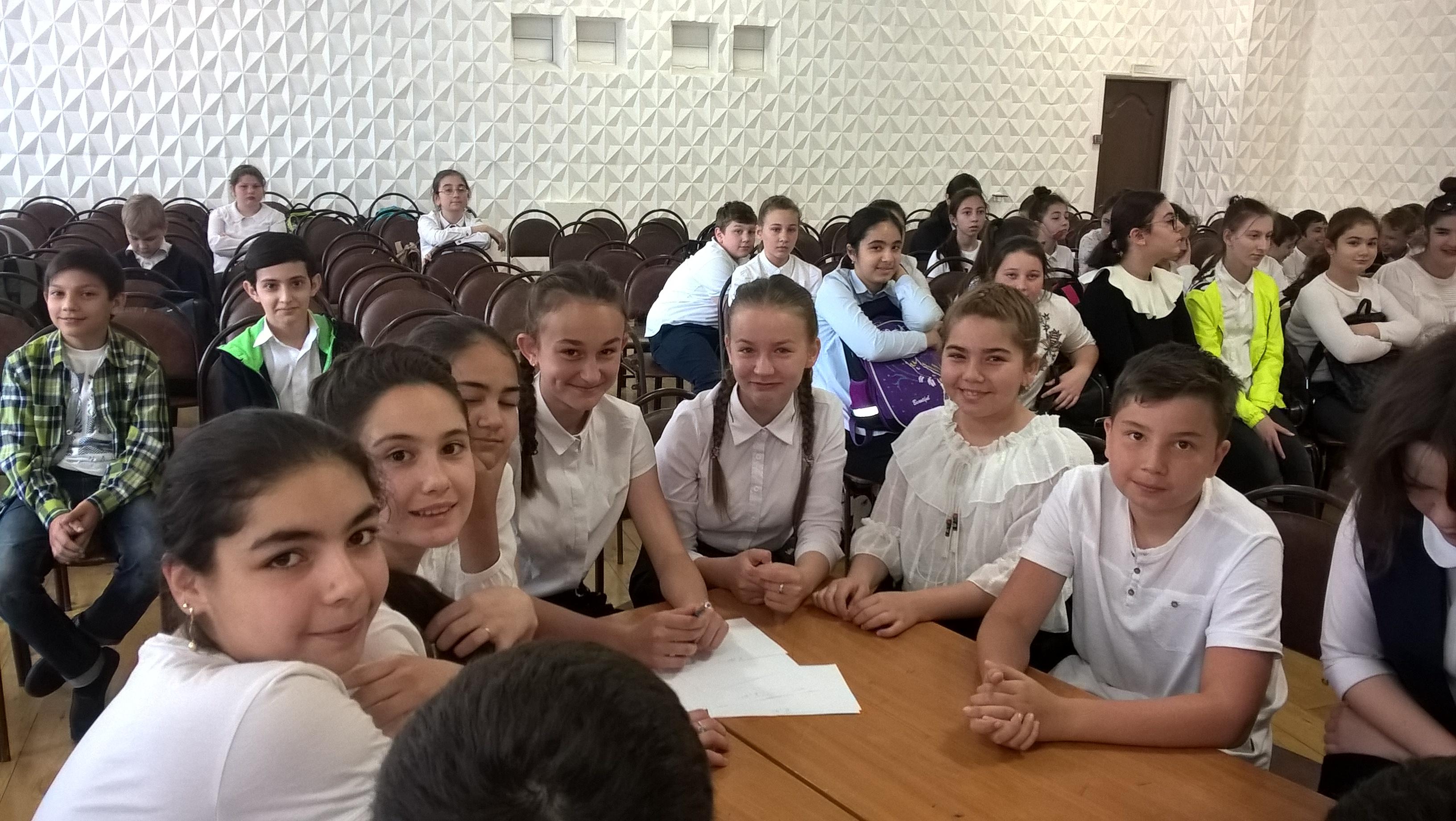 День славянской письменности в гимназии